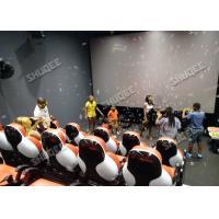 China Heart-pounding Electric 5D Cinema Seat 5d Cinema Seat Create Entirely Different Movie Experience wholesale