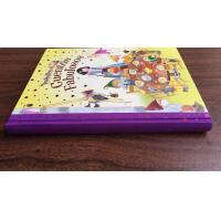 China Thread Sewing Hardbound Book Printing UV Coating For Coloring Baby Photo Book wholesale