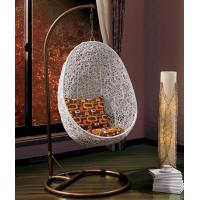 China 2014 indoor Egg Chair Swing rattan furniture wholesale