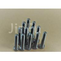China Ti Slotted Cheese Head Screws , Flat Head Machine Screw Non Toxic wholesale