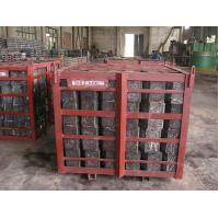 China Wear Steel Mill Liners Castings Cement Mill Liner DF039 Hardness More than HRC48 wholesale