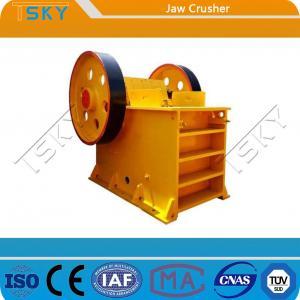 China PET-250×400 Jaw Crusher Stone Crushing Machine wholesale