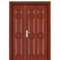 China ABNM-GMF09 fireproof steel wood armored door on sale