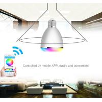Quality bluetooth smart led bulb for sale