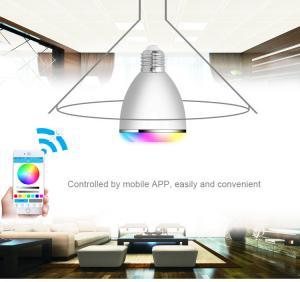Quality bluetooth smart led bulb for sale