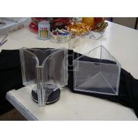 Quality Restaurant Acrylic Menu Holder for sale