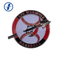 Buy cheap Professional Sports Trading Pins Customized Size With Epoxy Coating from wholesalers