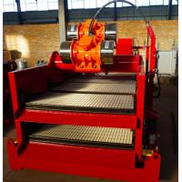 Quality High capacity Hi-G drying shale shaker used in waste mangement and sludge for sale