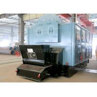China Quick - Loading D Type Water Tube Boiler Coal Boilers For Home Heating Rapid Warming on sale