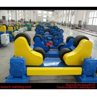 China Alignment Adjust Fit Up Pipe Welding Rotator , Welding Turning Roll for Tank or Cylinder wholesale