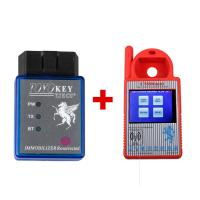 China Mini CN900 Transponder Key Programmer Plus TOYO Key OBD II Key Pro for 4C 46 4D 48 G H Chips wholesale