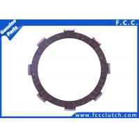 Quality Honda CG125 Motorcycle Clutch Plate , Friction Clutch Disc And Pressure Plate for sale