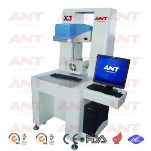 China Keyboard marking printing/laser marking machine price ANT LASER on sale