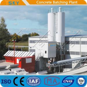 China ISO PLD3200 120m3 Concrete Batching Equipment wholesale