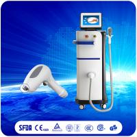 China 2017 Real Microchannel Diode Laser 808nm Hair Removal Machine White wholesale