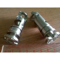 Quality Aluminum 6061 / 6063, 0.005 - 0.01mm Tolerance 4-Axis CNC Milling for Building Part for sale