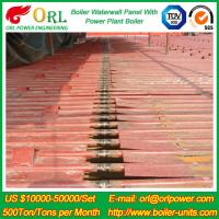 China Condensing Gas Boiler Water Walls For Petrochemical Biomass Diesel Boiler Industry wholesale