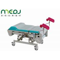 China Electric Gynecological Examination Table , MJSD03-02 Hospital Gynae Examination Couch wholesale