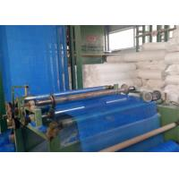 China Waterproofing Fiberglass Mesh Wall Reinforced Fiberglass Mesh Blue Color wholesale