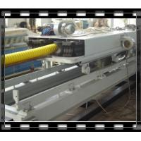 China double wall corrugated pipe production line on sale