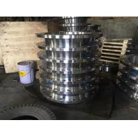 China 316TI Stainless Steel Pipe Flange ASME SA182 For Food Processing Industries wholesale