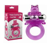 China Training Sleeves 7 Frequency Penise Ring Delayed Covers For Man Cock Rings wholesale