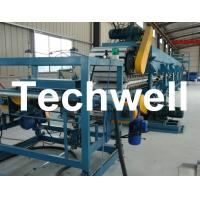 China Double Belt Continuous PU Sandwich Panel Production Line / Sandwich Panel Machine wholesale