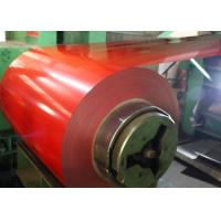 China 508 / 610mm Coil ID Coloured Galvanised Sheets/ Coil Width 600 - 1250mm wholesale