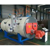 China Strong Adaptability Diesel Fired Hot Water Boiler Corrugated Furnace ISO9001 wholesale