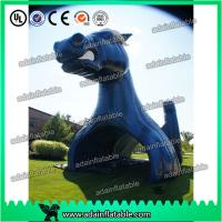 China Inflatable Horse Mascot Cartoon Event Entrance Tunnel wholesale