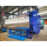 China Fully Automatic Oil Fired Hot Water Boiler / Industrial Water Boiler ISO9001 wholesale