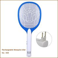 China Pest Control Equipment Rechargeable Mosquito-Hitting Fly Swatter wholesale