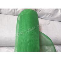 China Twisted Weaving Garden Insect Netting , Uv Proof Greenhouse Shade Netting wholesale