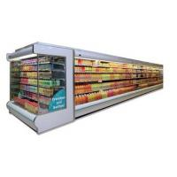 China Supermarket Deck  Multi Open Chiller CE ROHS Vertical curtain curtain chiller wholesale