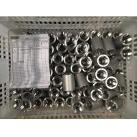 """China Forged Steel Couplings Round 4"""" NB Class 1000 A105 S / A105 / ASTM B564 forged nickel alloy coupling wholesale"""