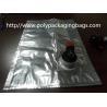 China Beverage VMPET Stand Up Pouch With Spout 3L , 5L , 10L ,15L , 20L wholesale