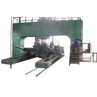 China 25MPa 400T Pressing Machine , Dished End Machine For Pressing Small Dished End Φ 3000 × 16mm wholesale