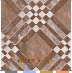 China High Temperature Foil Pet Heat Transfer Film Width 122cm Customized Pattern wholesale