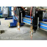 China 4000mm VFD Control CNC Plasma Cutting Machine with Double Drive System 380V wholesale