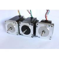 China Nema 23 57mm Two Phase Hybrid Precision Stepper Motor 0.9 Degree Stepper Angle wholesale