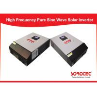 China SSP3118C Cold Start Solar Power Inverters / Solar Energy Converter Built - In 60A Mppt / Pwm on sale