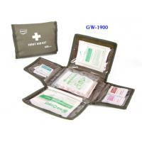 China Nylon bag first aid box contents hand - carry easy to take for untrained people wholesale