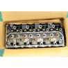 China Four Cylinders Diesel Engine Cylinder Head  ISUZU 4BG1 Hitachi Excavator Parts wholesale