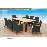 China teak furniture dinning set-8300 wholesale