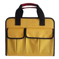 China Tote Soft  Nylon  Mechanic Tool Bag With Multiple Pockets Size Customized wholesale