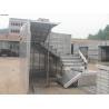 China Template , Silver Aluminum Window Profiles High Bearing Capacity wholesale