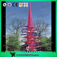 China Customized Outdoor Event Decoration Giant Inflatable Cone With Thorn wholesale