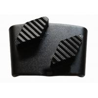 China Quick Lock Flexible Metal Bond Diamond Floor Pads Concrete Grinding Disc wholesale