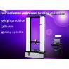 China Two Columns Universal Testing Machine , 50KN Textile Testing Machine Computer Control wholesale
