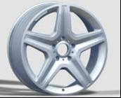Full painted Aluminum Alloy Wheels 17 x 8.0 17 Inch for Cars